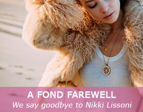 Farewell to Nikki Lissoni