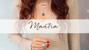 Mantra Inspirational Christmas Jewellery Gifts