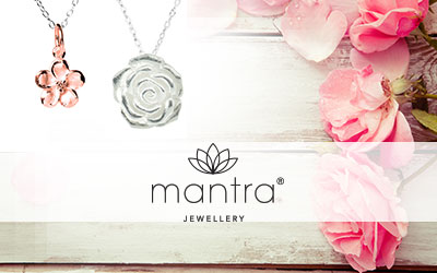 Perfect Mother's Day Gifts from Mantra Jewellery