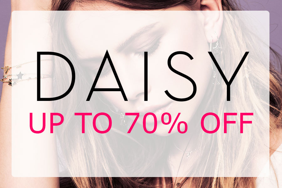 Upto 70% off Daisy Sale