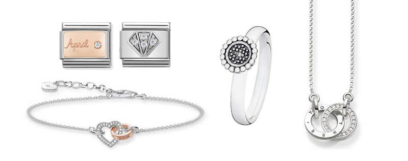 April Birthday Gifts Diamond Birthstone Gifts