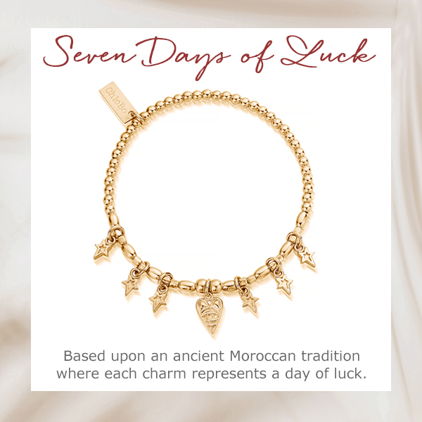 ChloBo Seven Days of Luck Bracelet