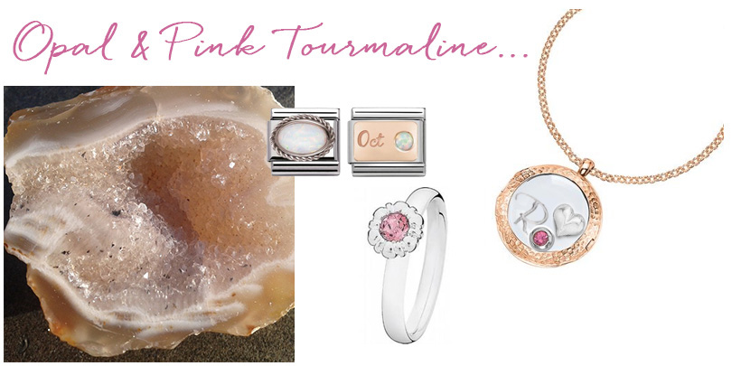 October birthstone jewellery