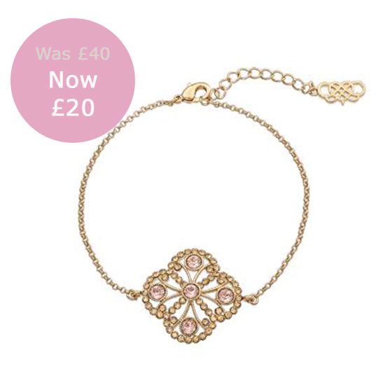 lily and rose sale bracelet