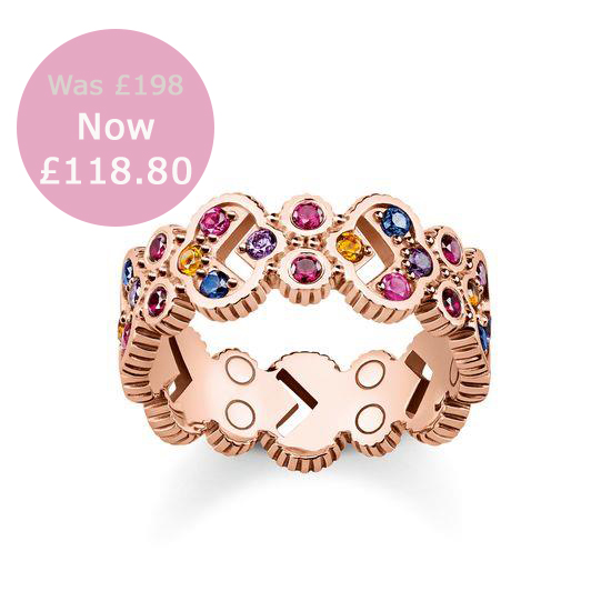 thomas sabo royalty ring sale