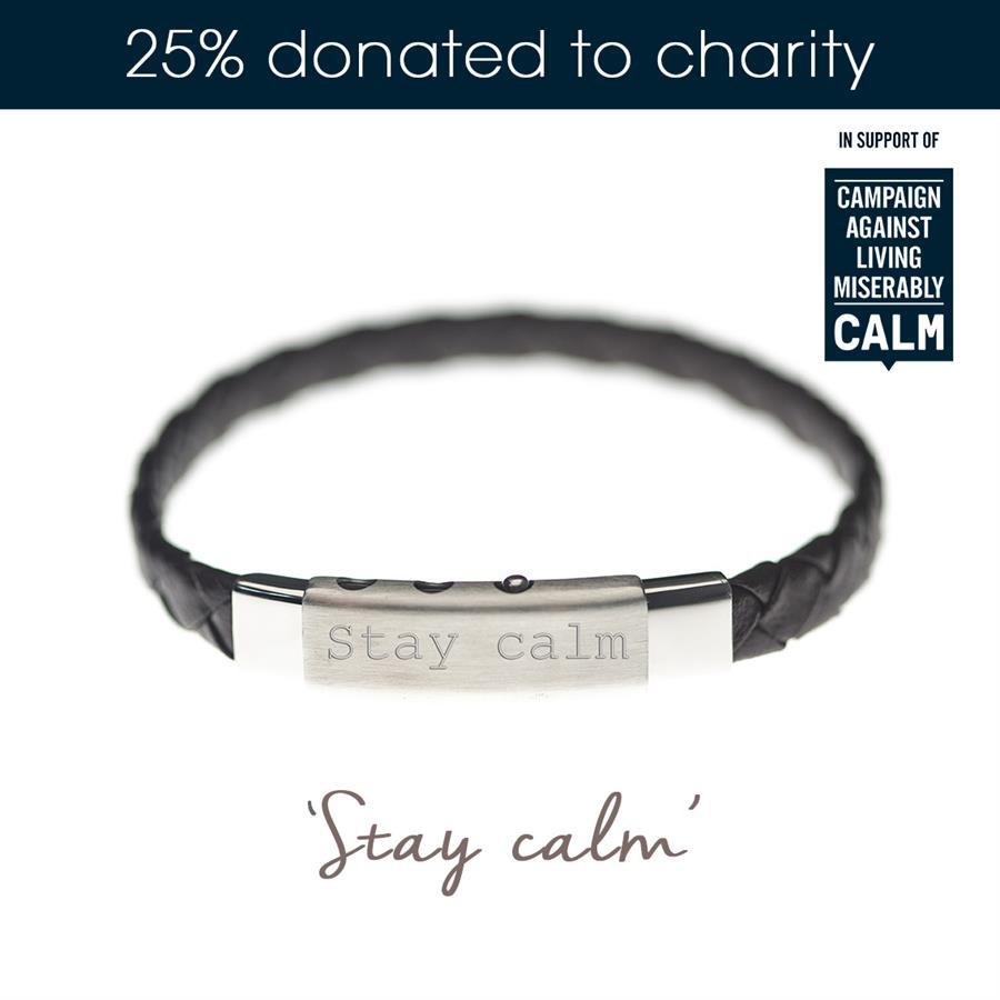CALM Charity Necklace