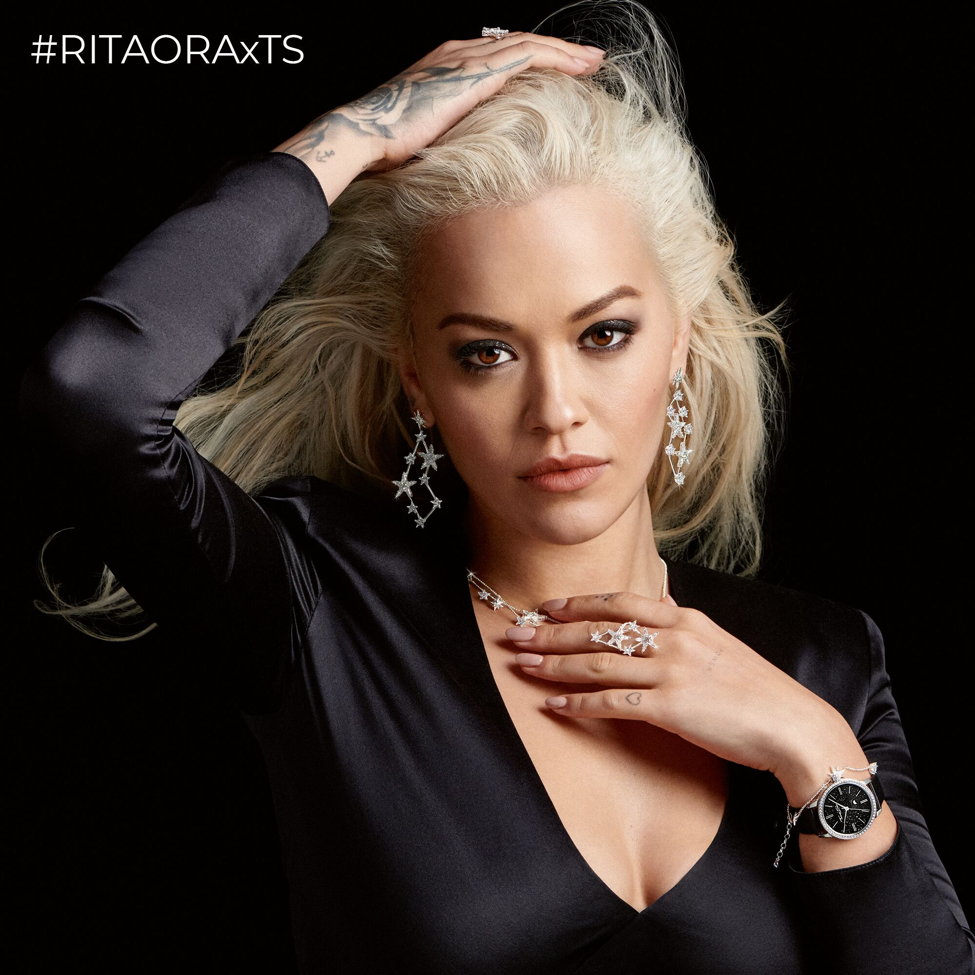 Thomas Sabo Rita Ora Magic Stars Jewellery