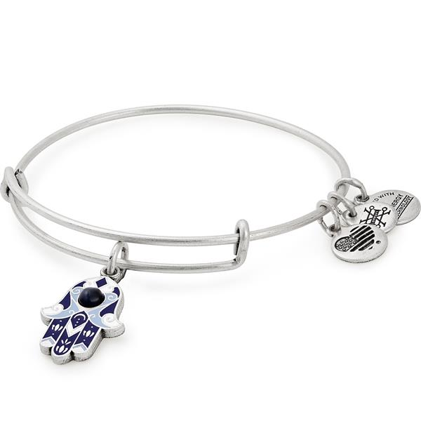 alex and ani hamsa hand bracelet