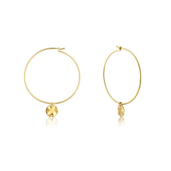 ania haie hoop earrings
