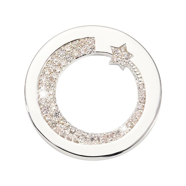 nikki lissoni silver shooting star coin