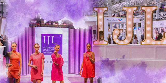 Catwalk IJL Trade Show 2018