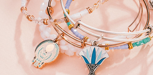 alex and ani spring summer 2018 designer jewellery bangles