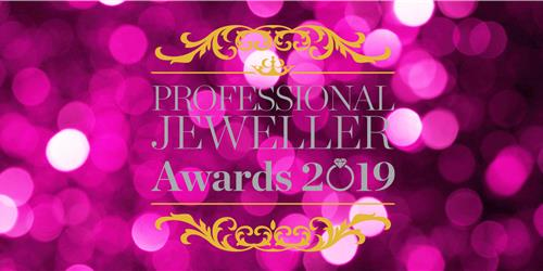fabulous nominated for Professional Jeweller Award 2019