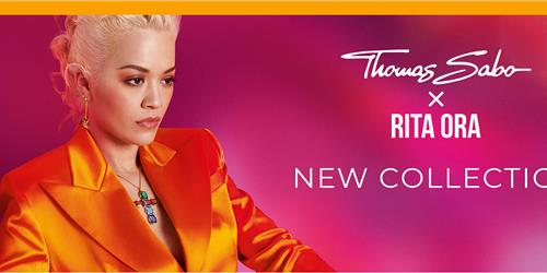 New Collection: Thomas Sabo x Rita Ora