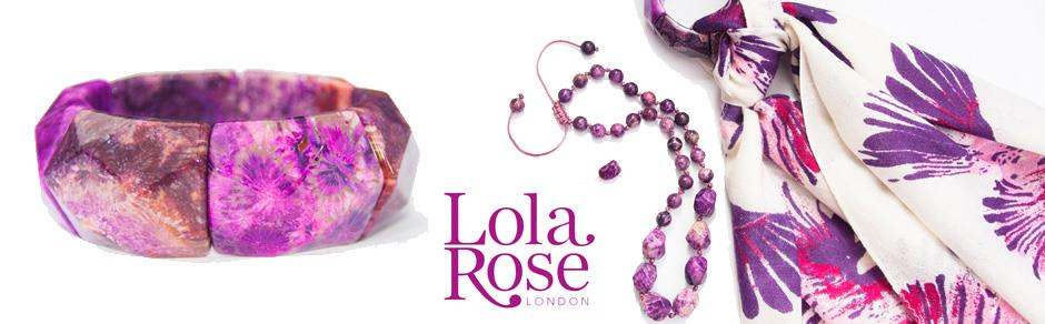 Buy Lola Rose Designer Jewellery