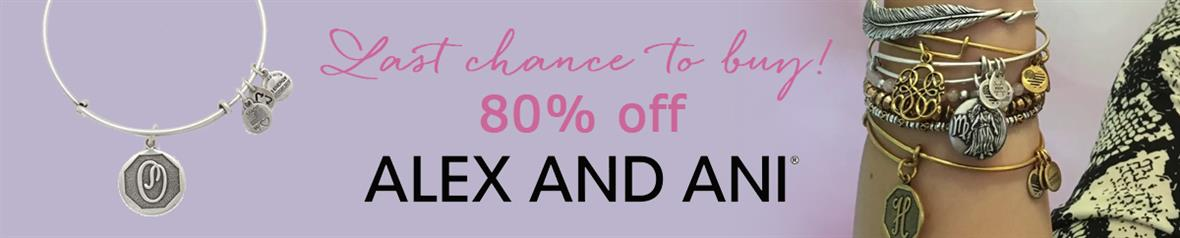 Alex and Ani Clearance Sale