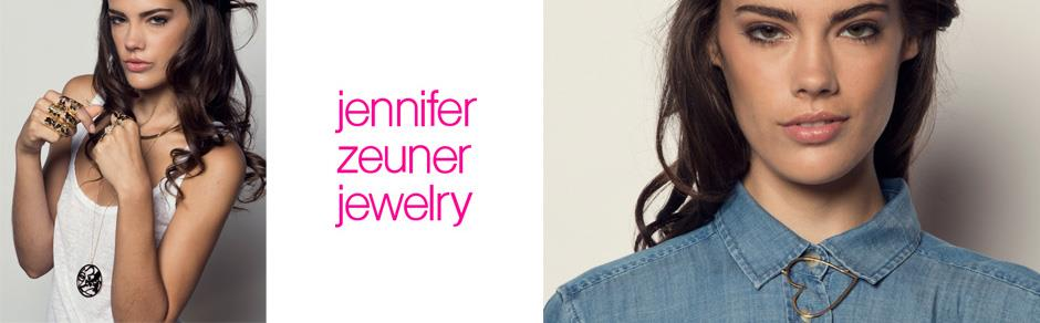 Buy Jennifer Zeuner Designer Jewellery