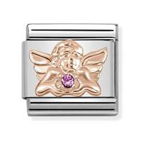 Nomination Rose Gold Charms