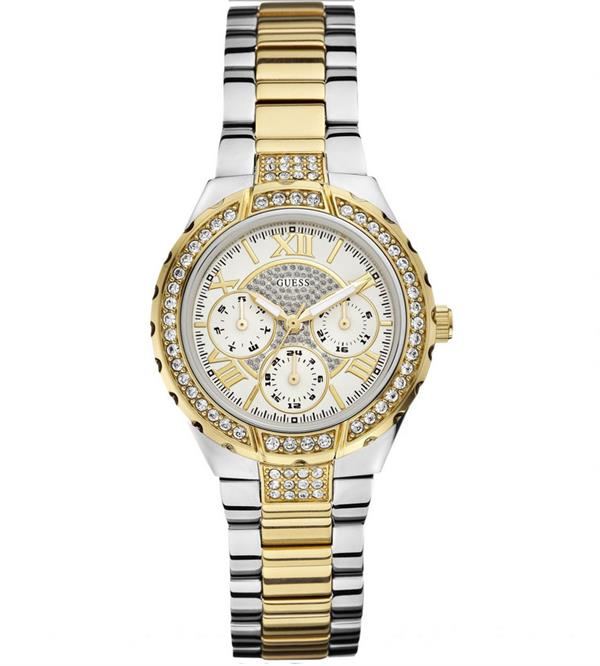 Viva Silver and Gold Watch