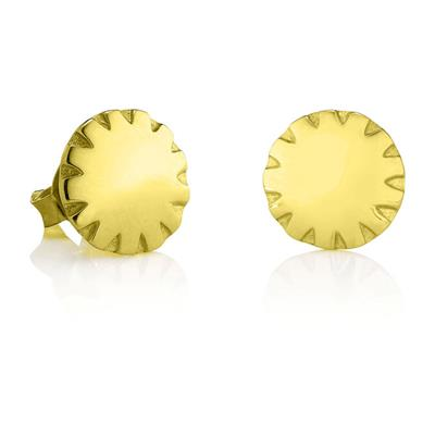 Buy Daisy Sun Gold Studs