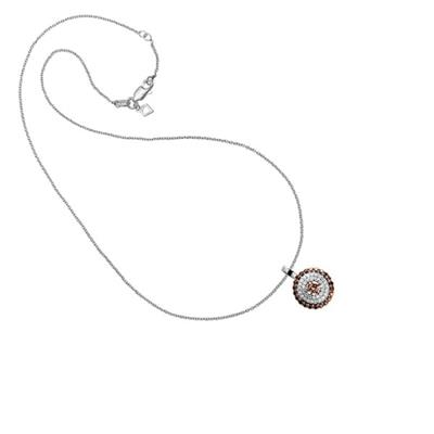 Buy Diamonfire Round Champagne Pendant