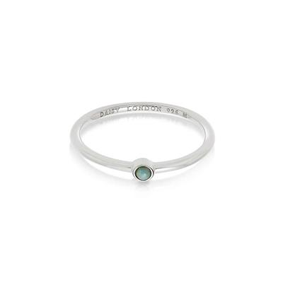 Buy Daisy Healing Stones Amazonite Ring S