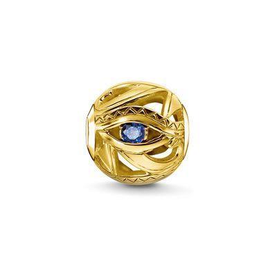 Buy Thomas Sabo Gold Eye of Horus Spinel Bead