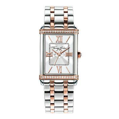 Buy Thomas Sabo Ladies Steel Rose Gold Guilloche Watch