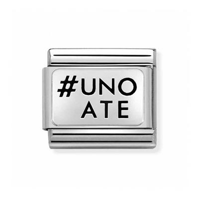 Buy Nomination #UNOATE Charm
