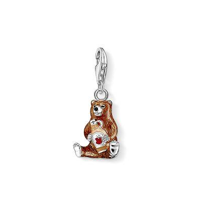 Buy Thomas Sabo Enamel Bear with Honey