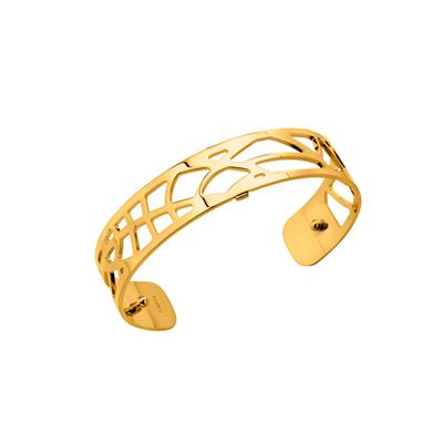 Buy Les Georgettes Gold Fougere Slim Cuff