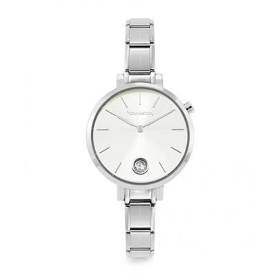 Buy Nomination Composeable Sunray Silver Watch