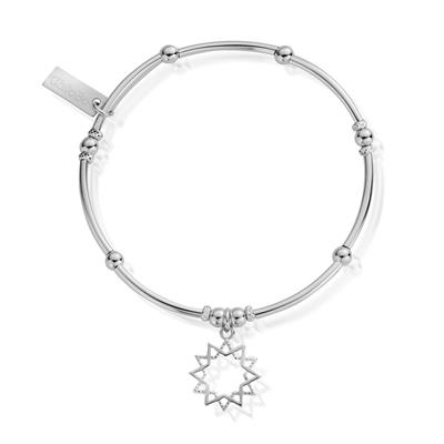 Buy ChloBo Silver Wishful Soul Star Bracelet
