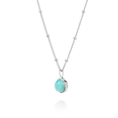 Buy Daisy Amazonite Healing Stone Necklace