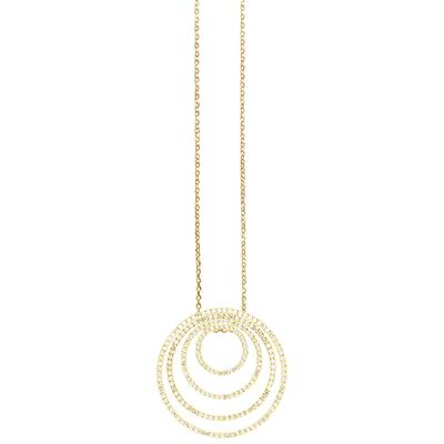 Buy Tresor Paris Magnetisme Ensemble Gold Interchangeable Necklace