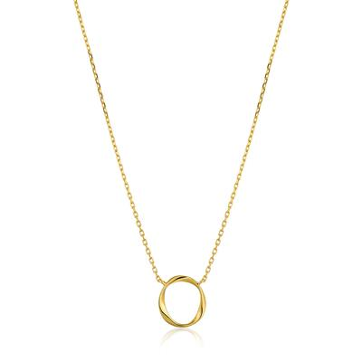 Buy Ania Haie Gold Swirl Necklace