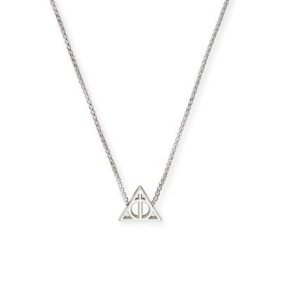 Buy Alex and Ani Harry Potter Deathly Hallows Precious Necklace in Silver
