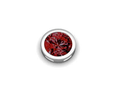 Buy Key Moments Silver January Birthstone