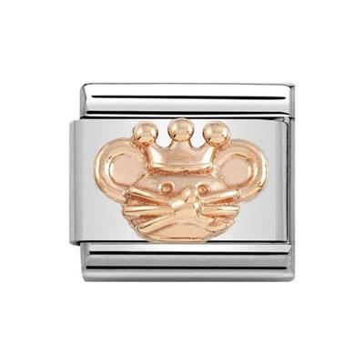 Buy Nomination Rose Gold Rat King Charm