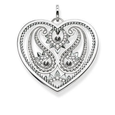 Buy Thomas Sabo Glam & Soul Paisley Heart Necklace