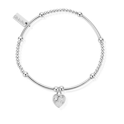Buy ChloBo Cute Mini Tri-Heart Bracelet