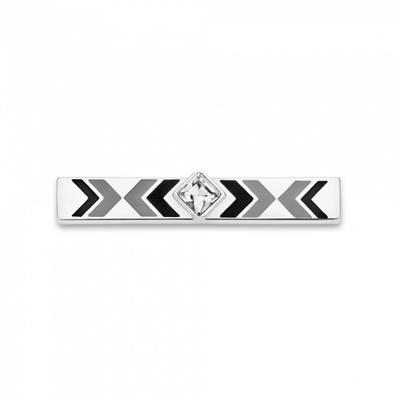 Buy Take What You Need Gypset Black and Silver Toned Bar