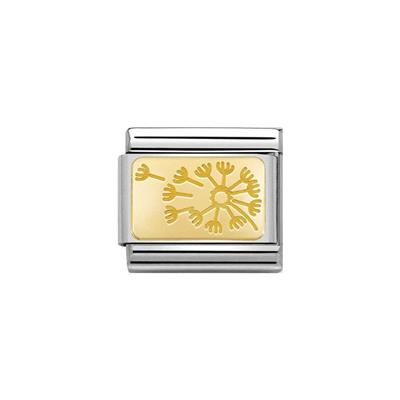 Buy Nomination Gold Dandelion Charm