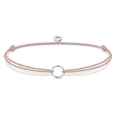 Buy Thomas Sabo Pink Little Secrets Charm Club Bracelet