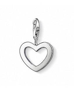 Buy Thomas Sabo Open Heart Silver Charm