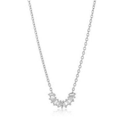 Buy Sif Jakobs Silver CZ Antella Necklace