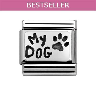 Buy Nomination My Dog Charm Link