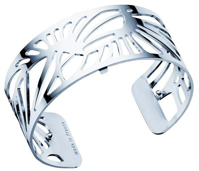 Buy Les Georgettes Medium Silver Palmeraie Cuff