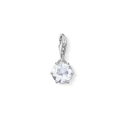 Buy Thomas Sabo April Birthstone Charm