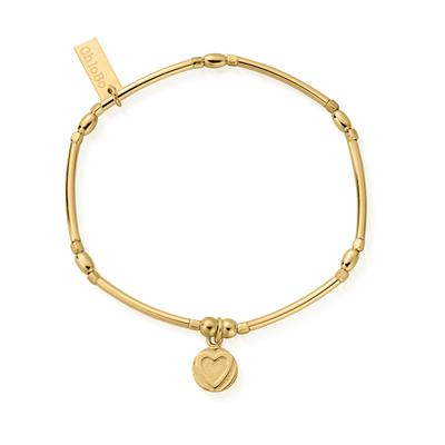 Buy ChloBo Gold Self Love Bracelet